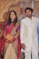 Priya - Mirchi Shiva Wedding Reception Photos