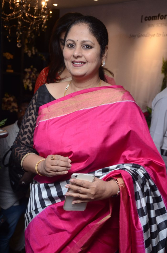 Jayasudha @ Mirrors Club Salon Launch @ Banjara Hills, Hyderabad