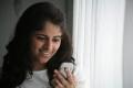555 Movie Actress Mrithika Cute Stills
