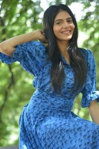 Actress Misha Narang Pics @ Missing Movie Press Meet