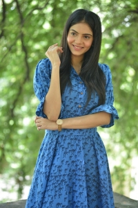 Actress Misha Narang Pics @ Missing Movie Song Launch