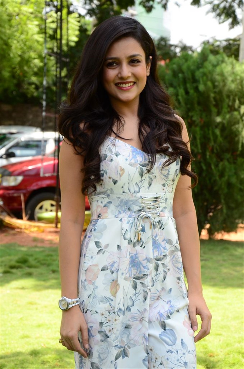 Actress Mishti Chakraborty Stills @ Burra Katha Teaser Launch