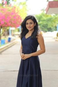 Actress Mishti Chakraborty HD Images @ Semma Botha Aagathey Press Meet