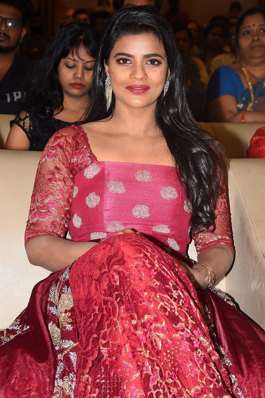 Aishwarya Rajesh @ Mismatch Movie Pre Release Event Stills