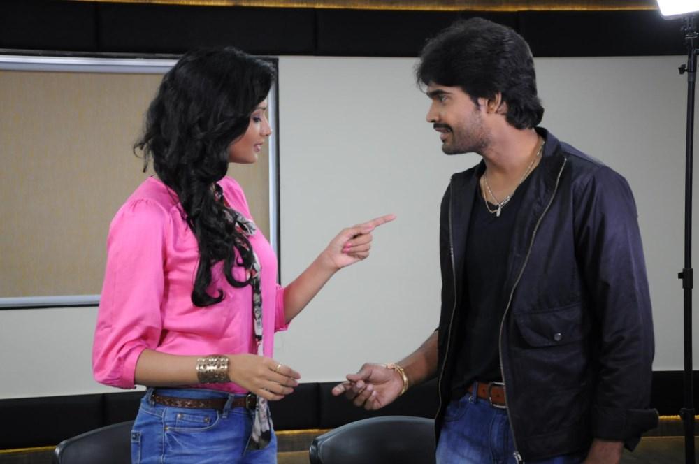 Leelavathi, Karthik in Miss Leelavathi Movie Photos