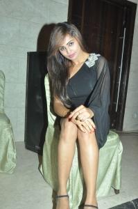 Actress Harshika at Miss South India 2013 Press Meet Stills