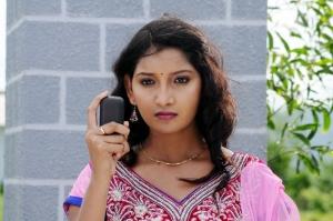 Actress Vinny in Missed Call Telugu Movie Stills