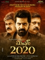 Nagendra Babu, Naveen Chandra, V. Jayaprakash in Mission 2020 Movie Poster