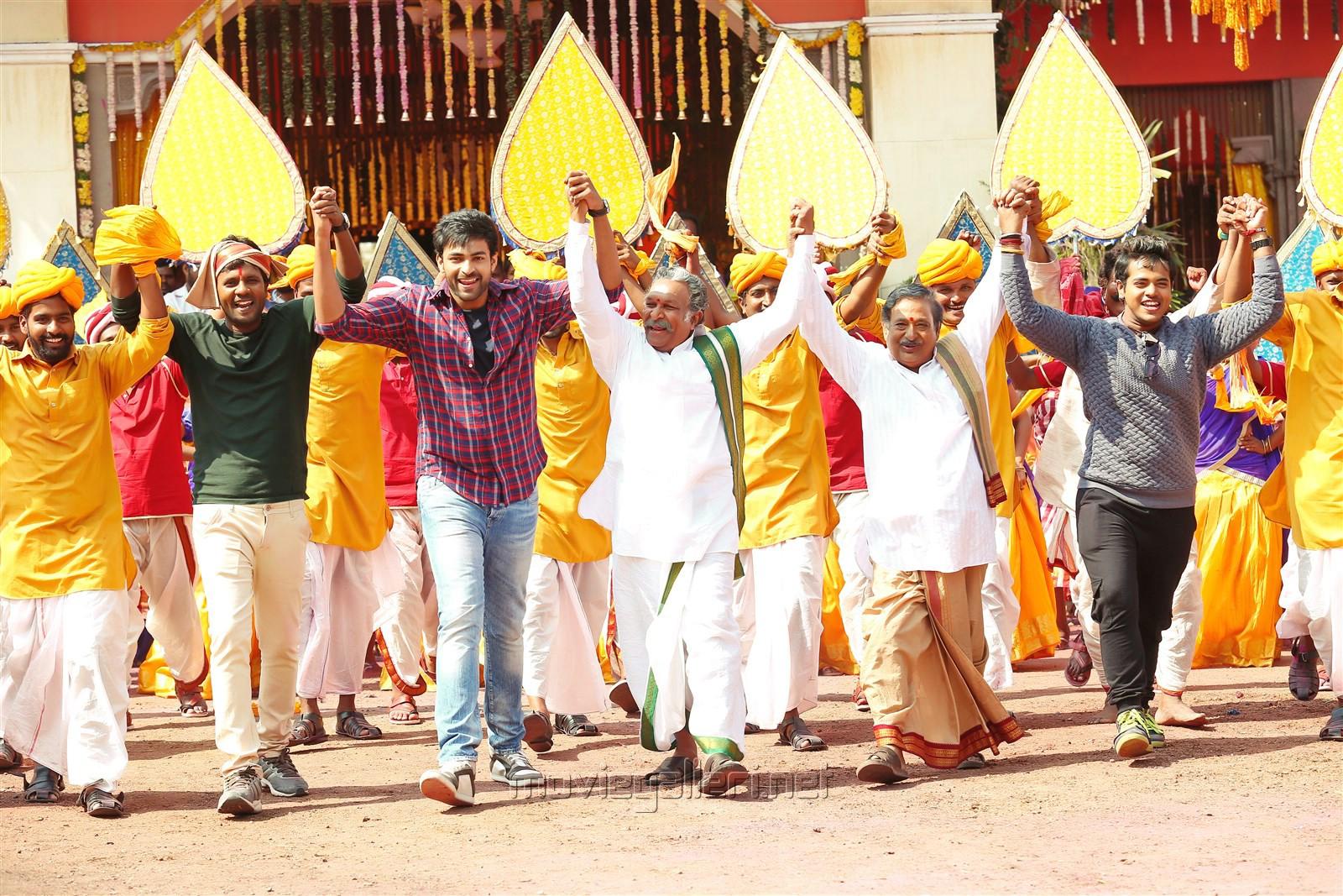 Mister Telugu Movie Photos