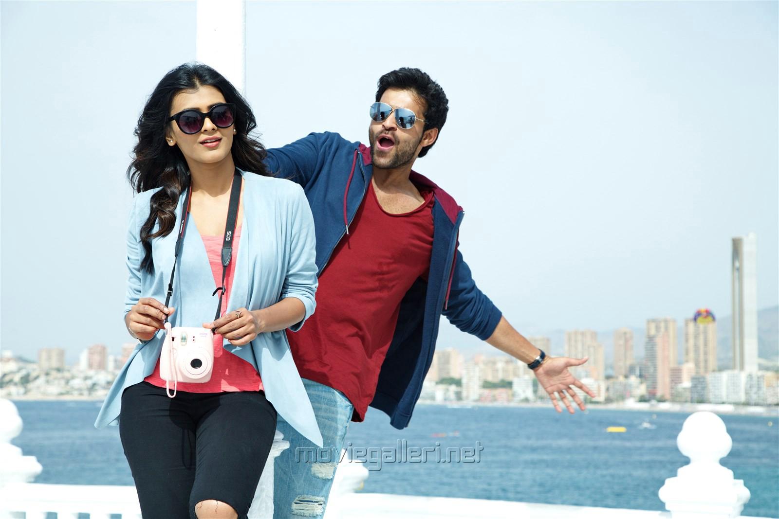 Hebah Patel, Varun Tej in Mister Movie Photos
