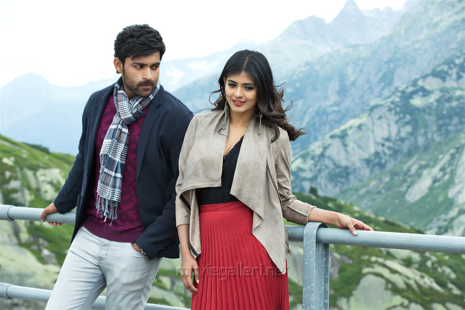 Varun Tej, Hebah Patel in Mister Movie Photos