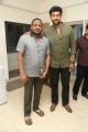 Nallamalupu Bujji, Varun Tej @ Mister Movie Trailer Launch Stills