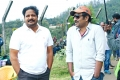 Nallamalupu Bujji, Srinu Vaitla @ Mister Movie Working Stills