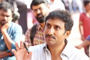Director Srinu Vaitla @ Mister Movie Working Stills