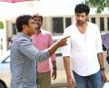 Varun Tej, Srinu Vaitla @ Mister Movie Working Stills
