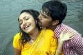 Santhosh, Unni Maya in Mithayi Movie Hot Stills