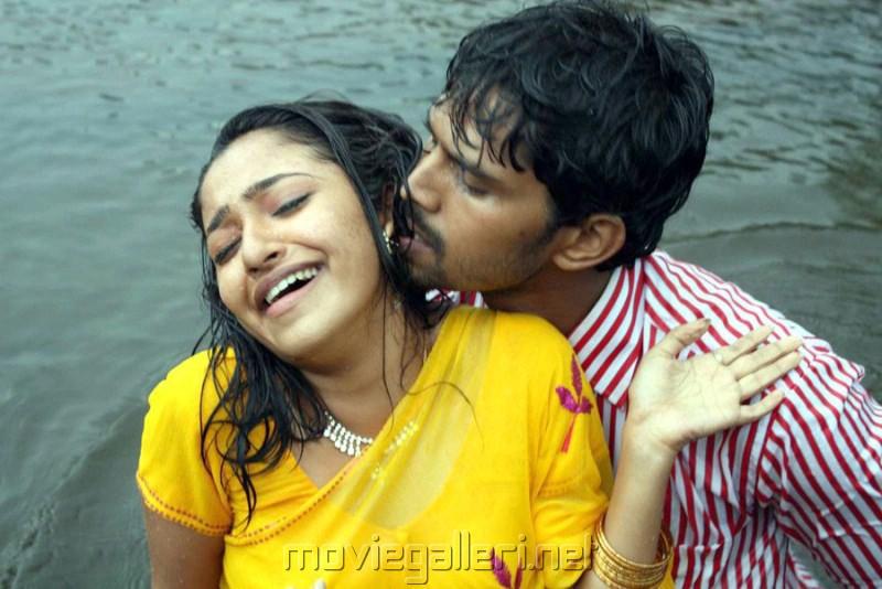 Santhosh, Unni Maya In Mithayi Movie Hot