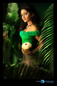 Mithra Kurian Cute Photo Shoot Stills
