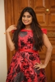 Actress Mithuna Waliya New Pics in Red Dress