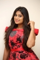 Actress Mithuna Waliya in Red Dress Pics