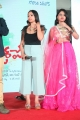 Swetha Basu Prasad @ Mixture Potlam Audio Launch Stills