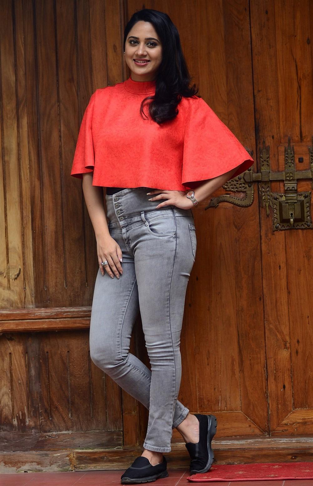 Actress Miya George Latest Photoshoot Images