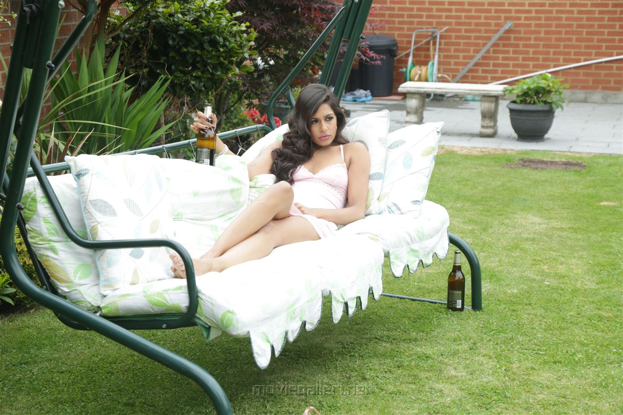 Actress Miya Rai Hot Photos @ Ivanukku Engeyo Macham Irukku Movie