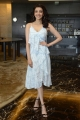 Actress Kajal Agarwal Interview Stills about MLA Movie