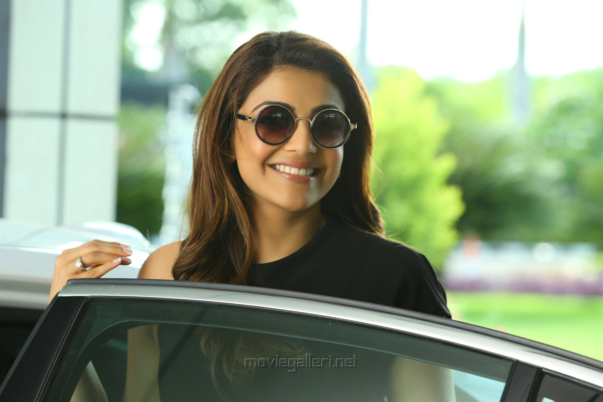 Actress Kajal Agarwal in MLA Movie Stills HD