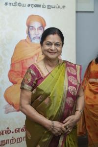 Kamala Selvaraj @ Maha Gurusamy MN Nambiar Centenary Tribute Function Stills