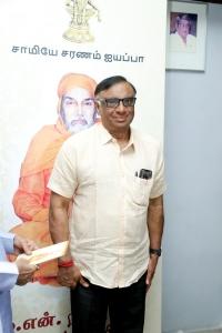 TG Thyagarajan @ Maha Gurusamy MN Nambiar Centenary Tribute Function Stills