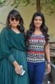 Pooja Devariya, Aishwarya Rajesh @ Mo Movie Teaser Launch Stills