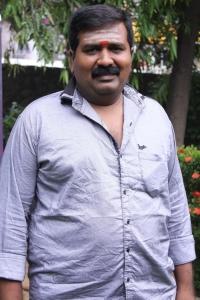 Director Vinubharathi @ Moch Movie Audio Launch Stills