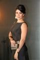 Model MC Shivani Sen Photos in Black Dress