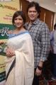 Manchu Lakshmi, Anand @ Hotel Junior Kuppanna Launch Madhapur Photos