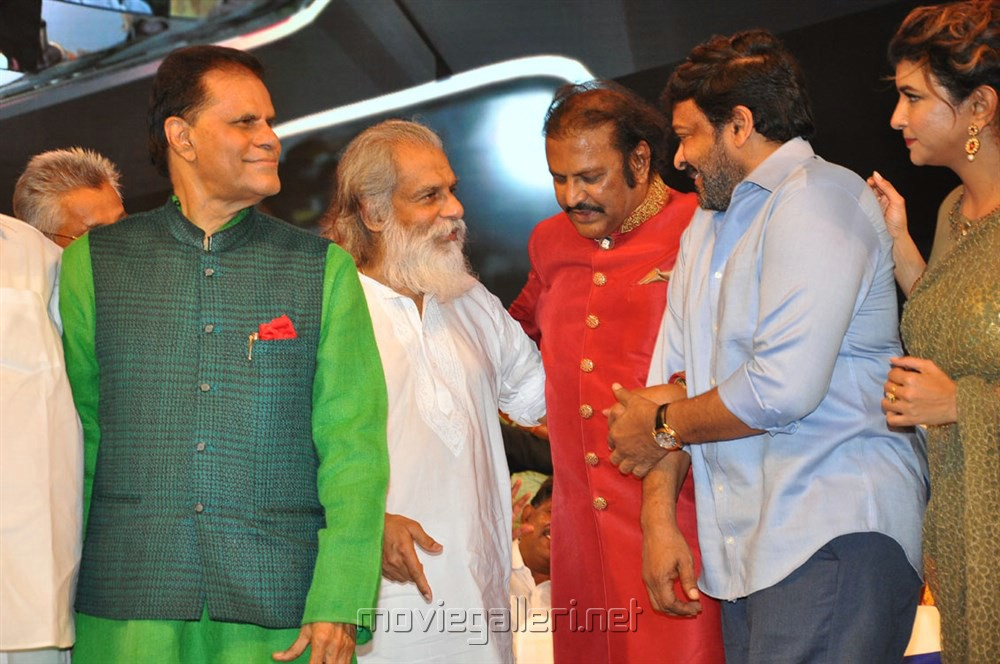 Mohan Babu MB 40 Years Celebrations Photos