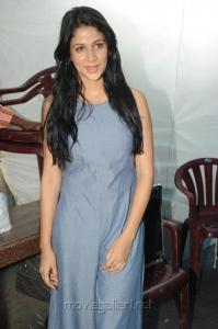 Actress Lavanya Tripathi at Mohan Babu New Movie Opening Photos