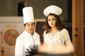 Swaminathan, Trisha in Mohini Movie Images HD