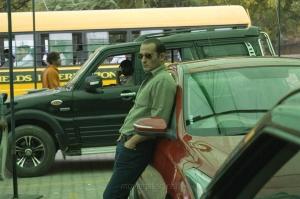 Actor Akshaye Khanna in MOM Movie Stills
