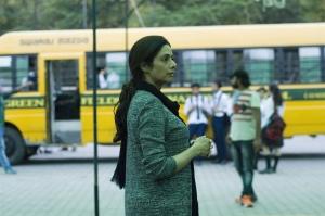 MOM Movie  Actress Sridevi Stills