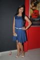 Actress Monal Gajjar in Short Blue Frock Stills