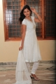 Monal Gajjar White Salwar Photos in Oka College Love Story