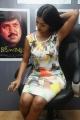 Telugu Actress Monal Gajja in Sleeveless Gown Pictures