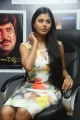 Actress Monal Gajjar Hot Pictures in Sleeveless Gown