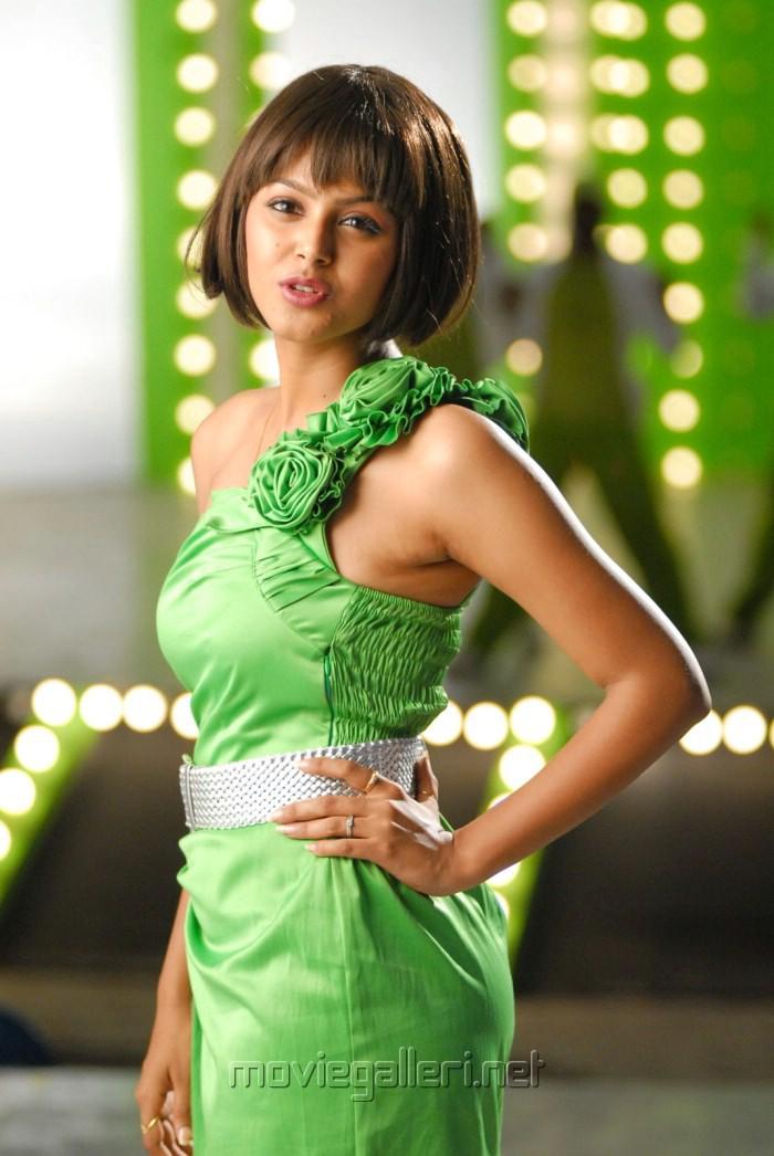 Actress Monal Gajjar Hot Pictures in Sudigadu Movie