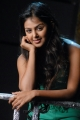 Sudigadu Movie Actress Monal Gajjar Hot Pictures in Green Dress