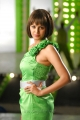 Sudigadu Movie Actress Monal Gajjar Hot Pictures in Green Dress