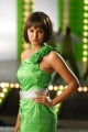 Actress Monal Gajjar Hot Stills in Green Dress