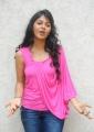 Monal Gajjar Photoshoot Stills in Pink Sleeveless Top