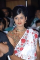 Telugu Actress Monal Gajjar Stills in White Saree